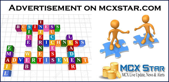 Mcx free trial advertisement, free mcx banner advertisement, mcx market tips adverise,