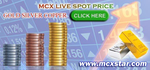 Mcx Live Price Gold Silver Spot Price.