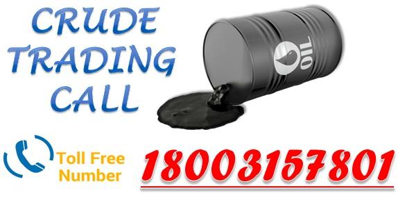 crude trading calls tradeindia research