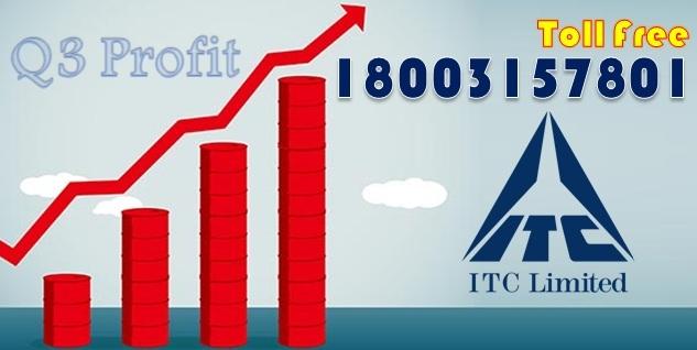 Q3 profit ITC
