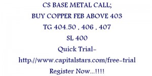 Base Metal Call