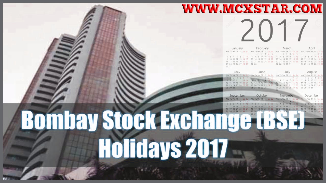 bse market closed holiday