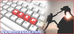 Ragistration in Mcxstar